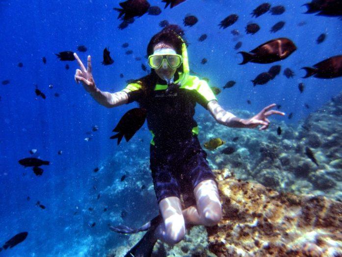 snorkeling bunaken 2