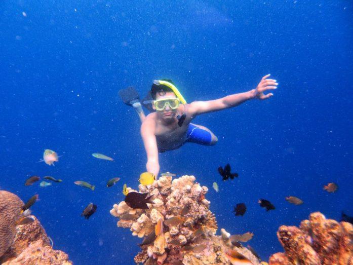 snorkeling bunaken 5