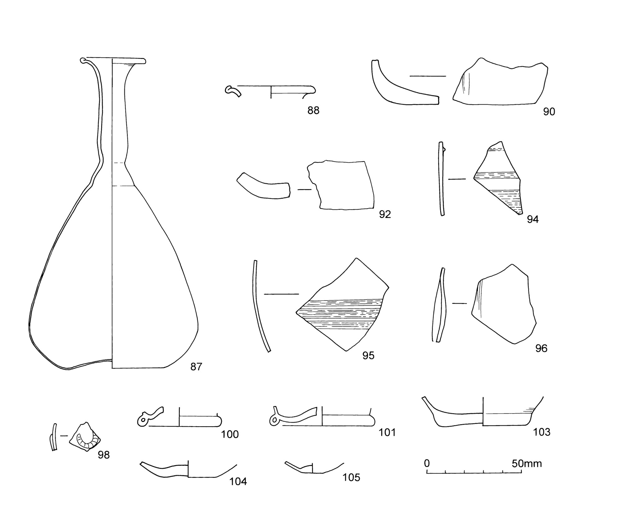 hight resolution of figure 424 roman glass 87 105