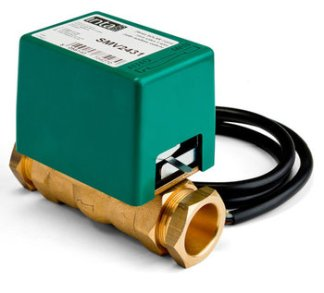 Solar Rated Motorised Valves Range