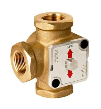 Three Port Thermal Valves Range