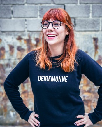 dendermonde intdialect sweater vrouw