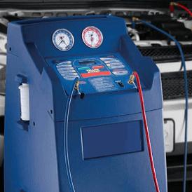 gases fluorados maquina