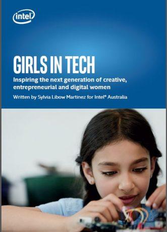 GirlsInTech Front Cover