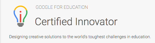 Become a Google Certified Innovator