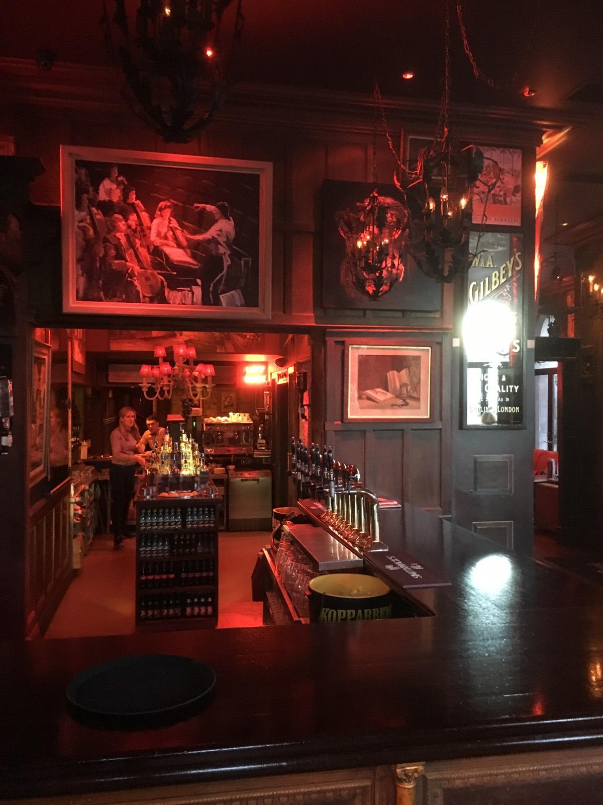 Kilkenny bar designs