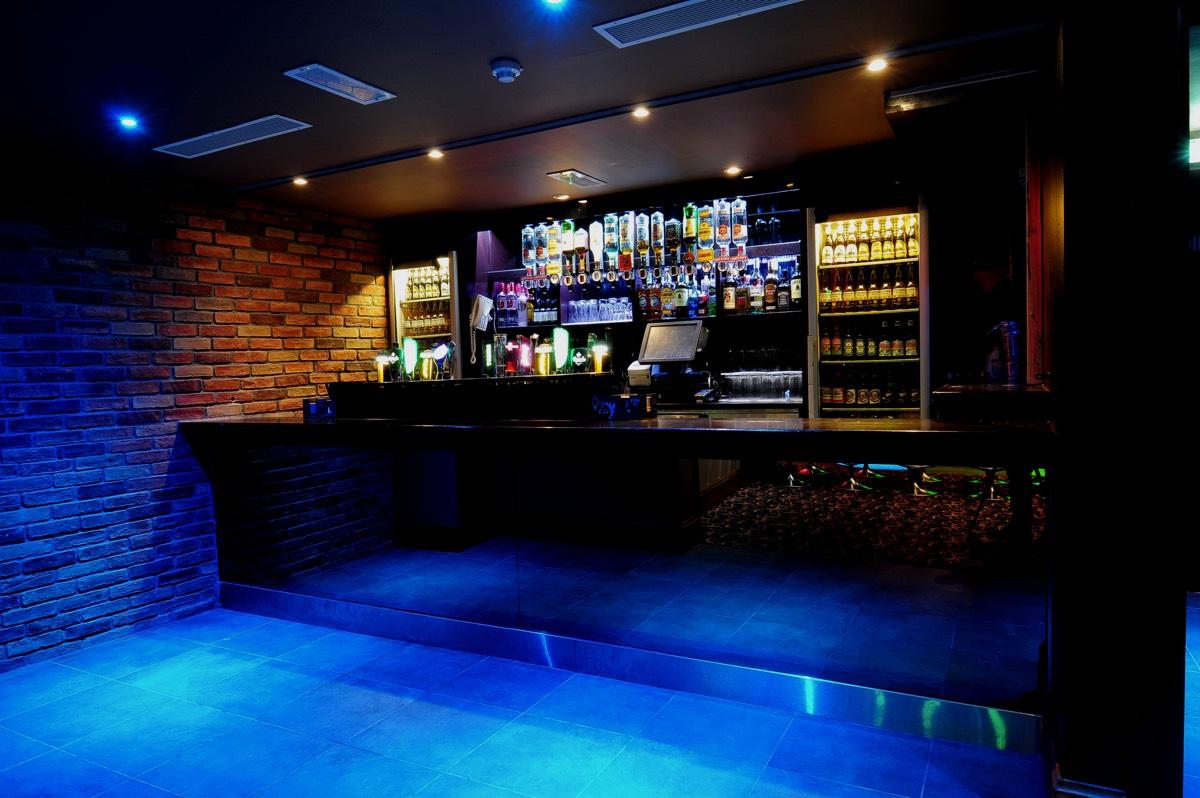 Nightclub design Galway