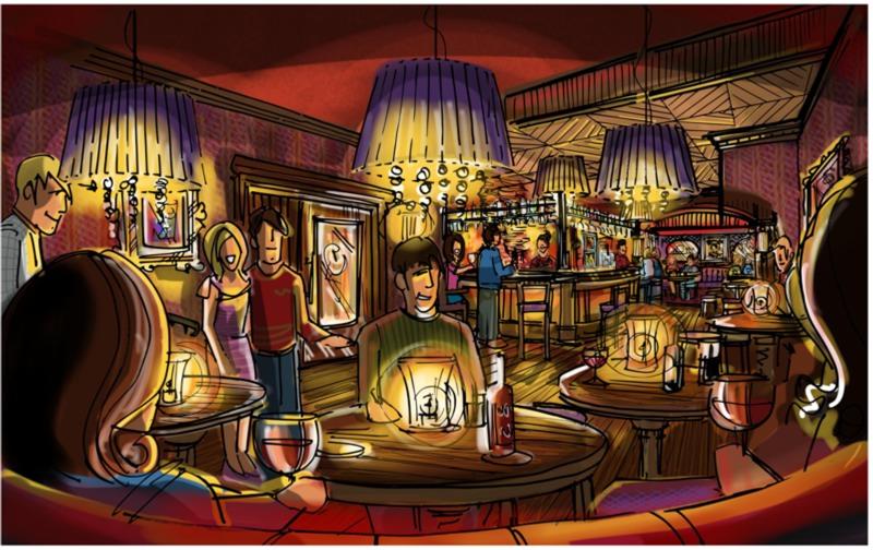 Pub design concepts