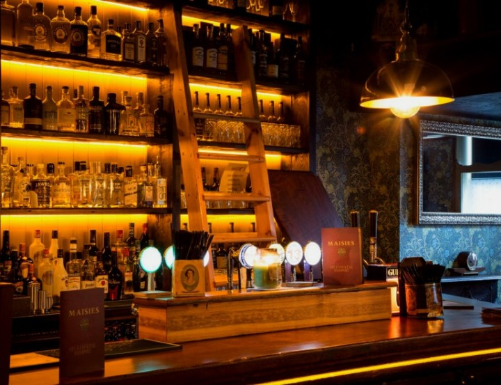 Bar design Waterford