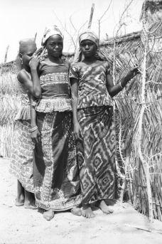 hausa girls 1970's