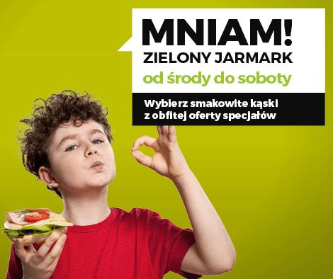 Zielony Jarmark Galeria Przymorze