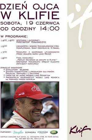 Dzień Ojca w Gdyńskim Klifie
