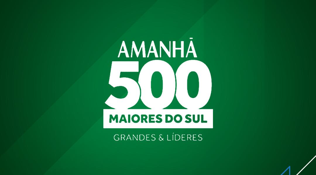 Entre as 100 maiores do sul do Brasil