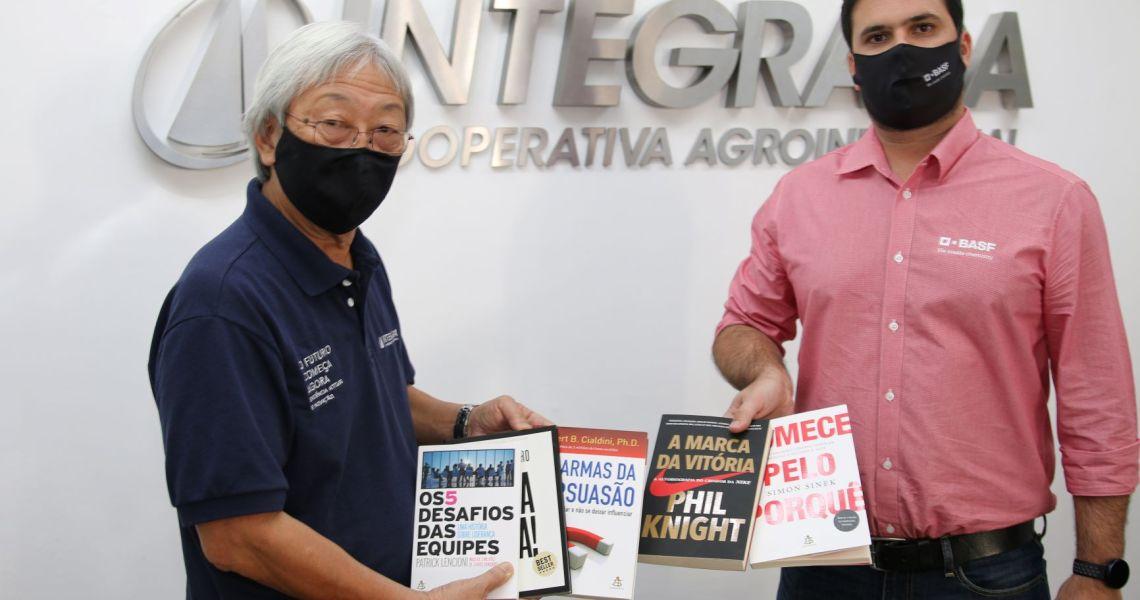 Integrada e Basf apoiam conhecimento