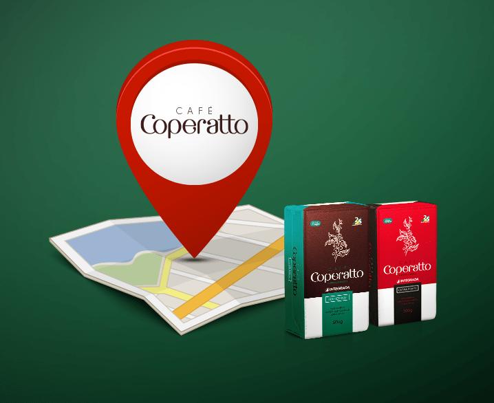 Café Coperatto chega ao varejo