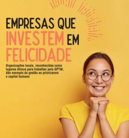 Empresas que investem em felicidade