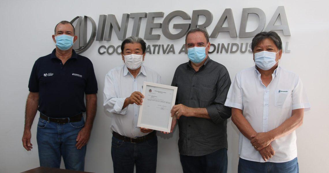 Certificação GPTW – Câmara de Londrina faz homenagem à Integrada