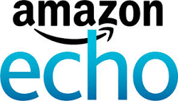 Amazon Echo Logo 250 x 143
