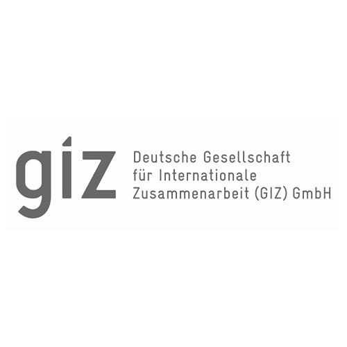 GIZ – Gesellschaft für internationale Zusammenarbeit