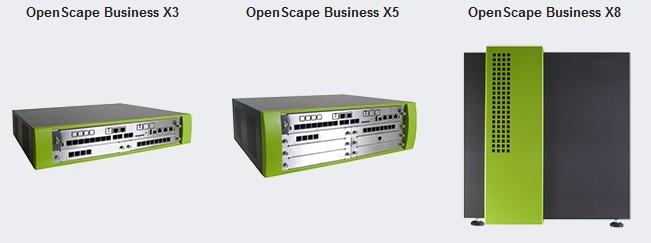 openscape-business-x3-x5-x8