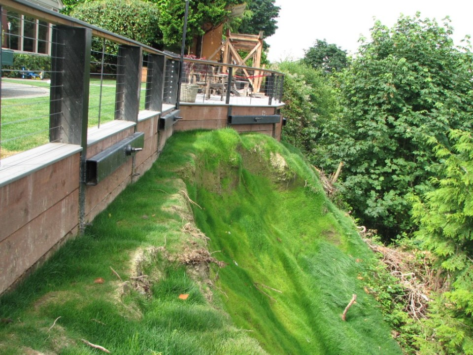 Integral Construction Seattle Foundation Repair Leveling and Hillside Stabilization Razzaghi & Zylstra Walls