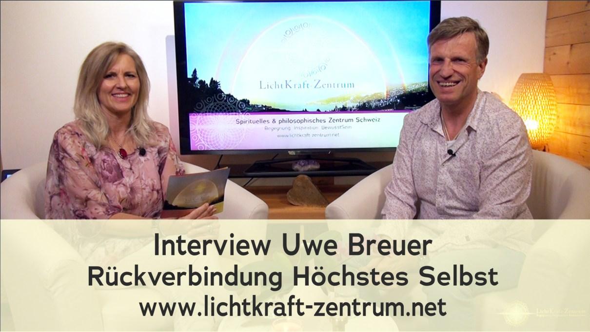 Uwe Breuer im Interview