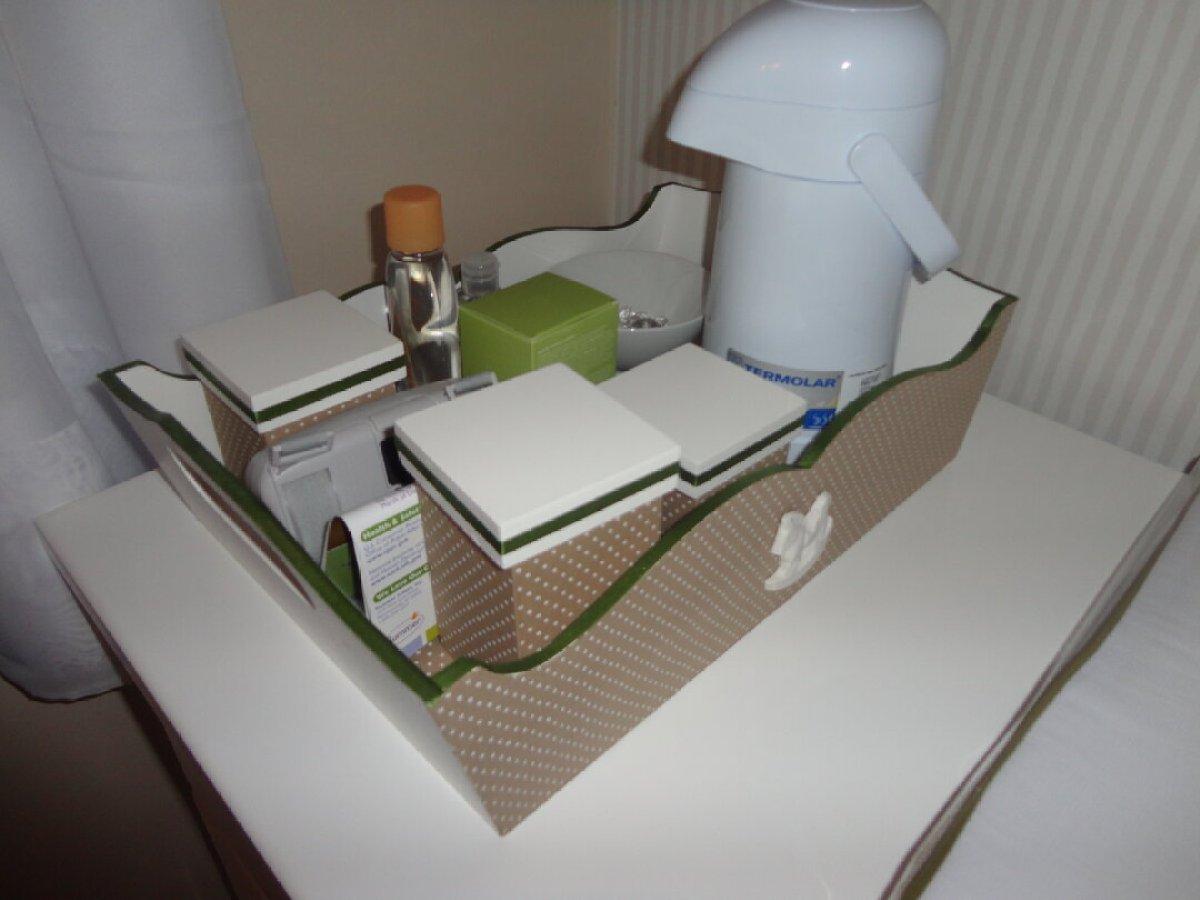 Kit higiene - economizando no enxoval