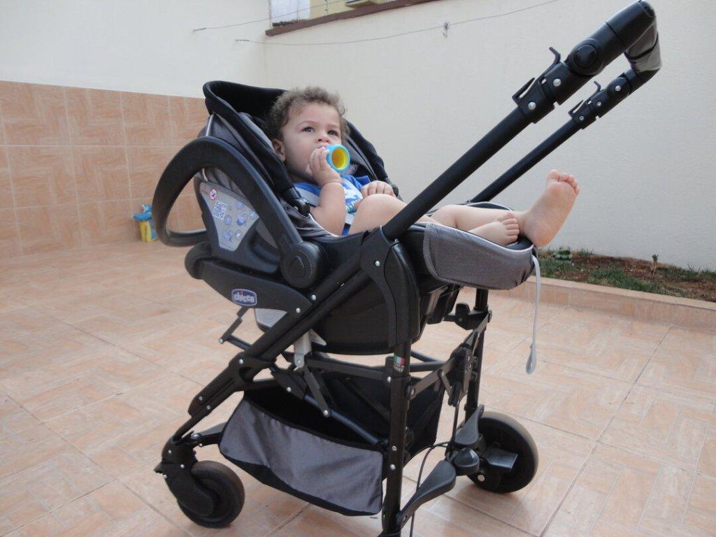 Como escolher o carrinho de bebê ideal 1
