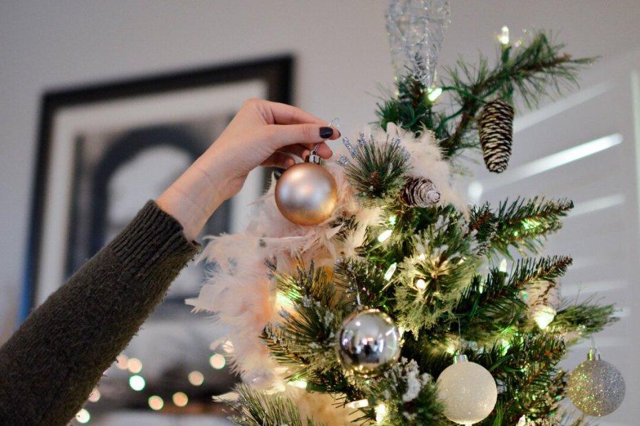 Dicas para montar árvore de natal 1