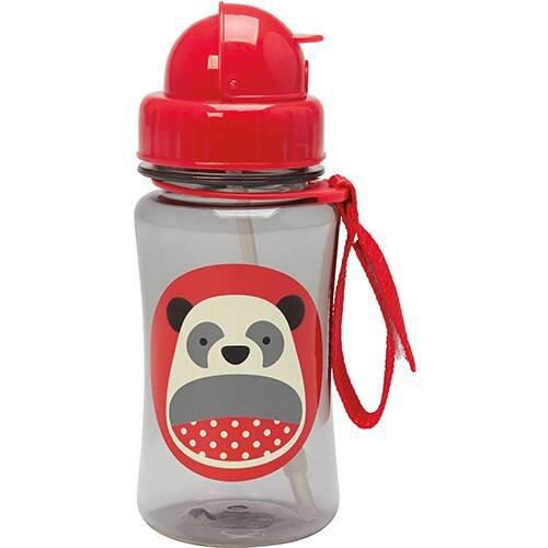Utensílios na alimentação do bebê – garrafinha com canudo SKIP HOP
