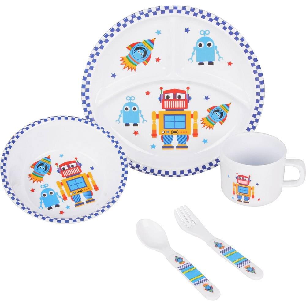 Utensílios na alimentação do bebê – kit alimentação infantil