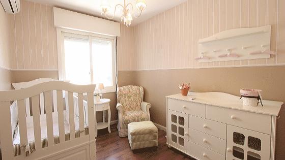 Como decorar o quarto do bebê gastando pouco