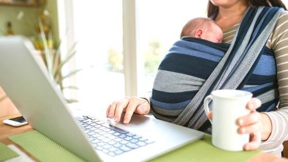 carregador de bebê – sling ou canguru (1)