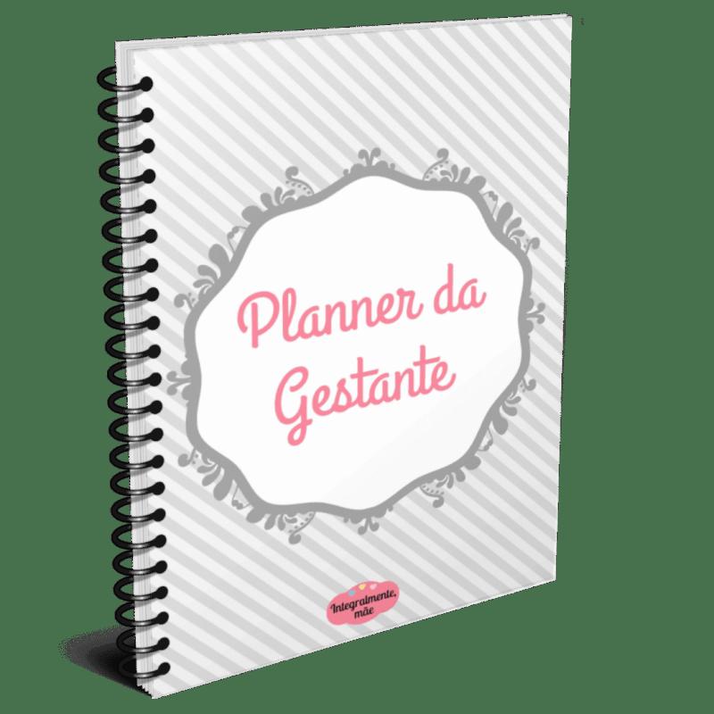 Planner da gestante integralmente mae -ebook