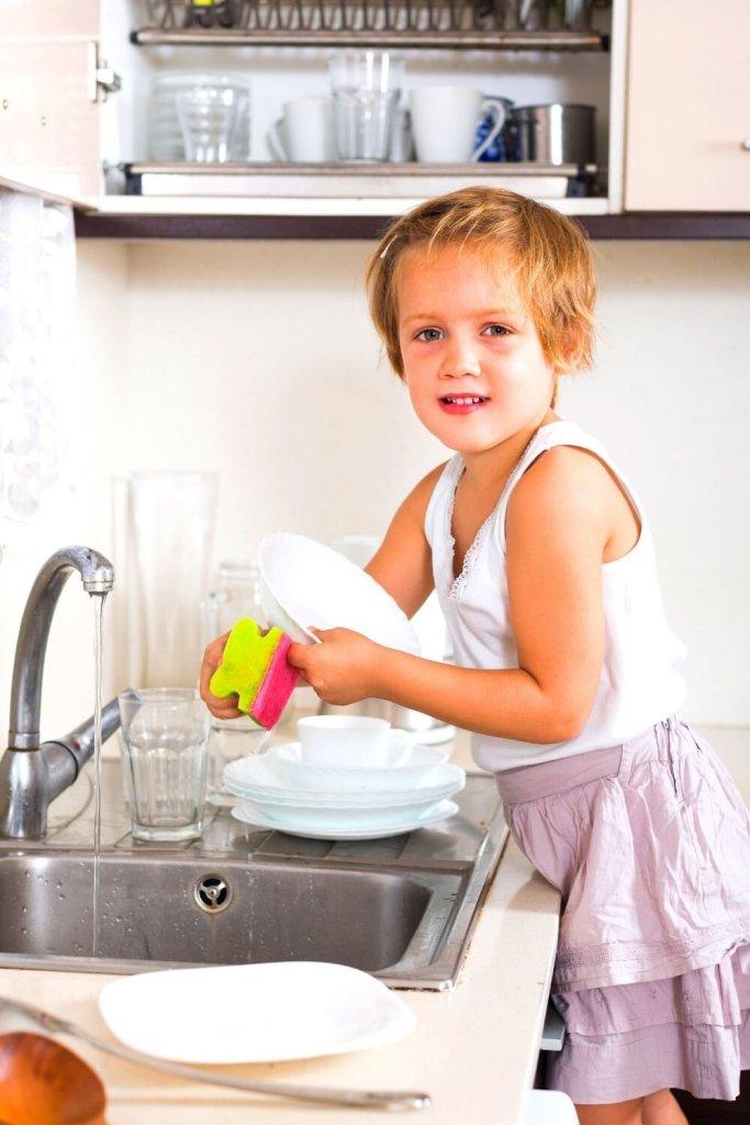 Tarefas Domésticas: seu filho pode ajudar!