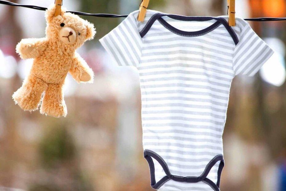 como saber o tamanho da roupa de bebê