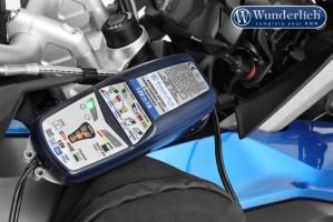 Wunderlich Cargador de Batería Optimate 4 DUAL apto para Can Bus