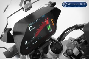 Visera de protección Wunderlich para cuadro de mandos TFT de 6,5 pulga