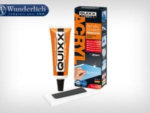 Reparador QUIXX de arañazos en vidrio acrílico