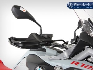 Protección de manos en puño Hepco & Becker para la R 1250 GS Adventure