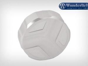 Tapa de aluminio para el depósito de líquido de frenos de pie de Wunde