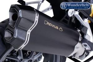 Remus 8 R 1200 GS LC acero inoxidable (Euro4)