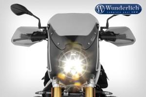 Accesorio LED para faro principal con luz de curva incluida