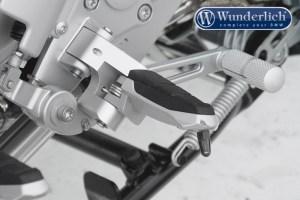 Rebaje de posición para reposapies de piloto Wunderlich