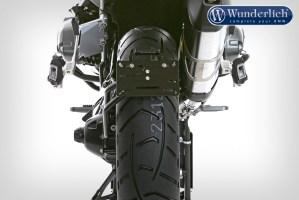 Portamatrículas Wunderlich para modificación »SWING«-montaje cardan