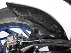 Protección de la luz de la rueda trasera