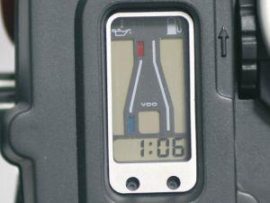 Marcos de aluminio para display informativo del piloto
