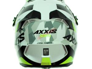 CASCO AXXIS OFF ROAD WOLF RAID