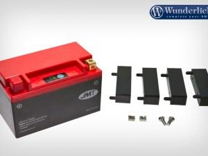 Batería de ion litio con indicador de nivel de carga