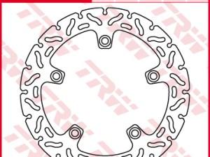 Disco de freno TRW MST372RAC